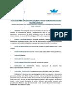 Programa - Iº Ciclo de Capacitación Para El Fortalecimiento de Organizaciones Sin Fines de Lucro
