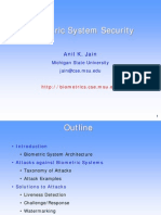 Bio Metric System Security
