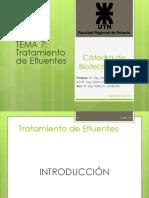 Biotecnología Efluentes