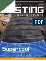 Aerospace Testing International Magazine - September 2010-TV