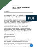 MINI-MOD  ViPER4 Android (Audio Mod) Actualizado con imagenes.pdf