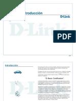 e Learning D Link D Basic Certification(01 12)Es