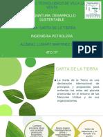 Desarrollo Sustentable. Carta de la Tierra..pptx