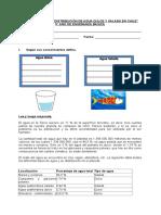 Guia 2 Distribucion de Agua Dulce y Salada en Chile