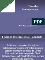 Direito Internacional Aula 03 Tratados Internacionais