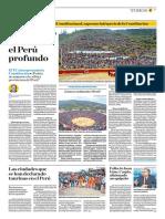 El Comercio (Lima-Peru) Lun 4 Marzo 2019 (Pag A25) Pag Taurina