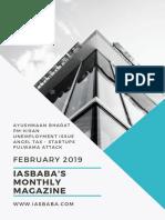 IAS-UPSC-Current-Affairs-Magazine-February-2019-IASbaba.pdf