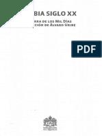 COLOMBIA SIGLO XX - DESDE LA GUERRA DE LOS MIL DIAS HASTA LA ELECCION DE URIBE - CESAR MIGUEL TORRES DEL RIO.pdf