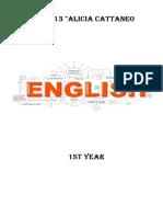 Libro Ingles 1ero EESO 613 2019