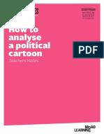 Cartoon Analysis Guide