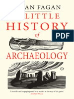 (Little History) Brian M. Fagan - A Little History of Archaeology-Yale University Press (2018)