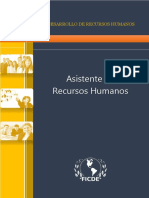 Desarrollo de Recursos Humanos