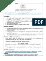 Annonce Formateur Gestion Comptabilit