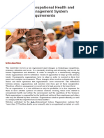 ISO 45001 Occupational Health and Safety Management System Requirements – Computer Forensics Consult