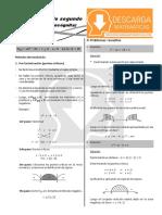 18 Descargar Inecuaciones de Segundo Grado – Algebra Tercero de Secundaria