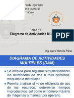 T11 Diagrama de Actividades Multiples
