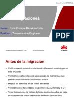4. RTN Trabajos en Ventana