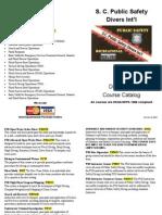 Scpsdi Course Catalog 2010