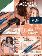 Folheto Avon Moda&Casa - 08/2019
