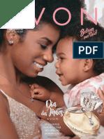 Folheto Avon Cosméticos - 08/2019