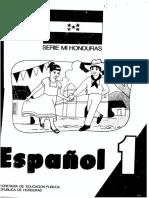 1ro - Español - Serie Mi Honduras.pdf