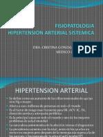 Hipertension arterial sistemica