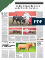 El Comercio (Lima Peru) Pag Toros 22 Junio 2015 Pag A21