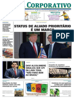 Jornal Corporativo nr 3073 de 20 de março de 2019