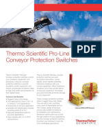 Ramsey Conveyor Protection Switches