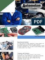 Automotive Training Course