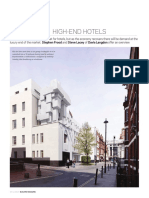 Hotels Cost Model