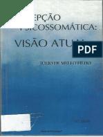 MELO-FILHO, Júlio de. Concepção Pisocssomática - visão atual.pdf