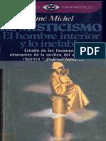 (Aime Michel) - El misticismo.pdf