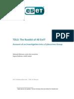 TDL3 Analysis