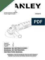 Manual STGS6115