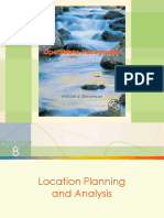 Location Planning Analysis