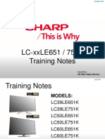 training Sharp LC-xxLE651-LC-xxLE751K.pdf
