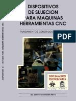 Dispositivos Sujecion Maquinas Herramientas CNC