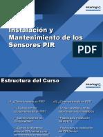 Instalación y mantenimiento de los Sensores PIR.ppt