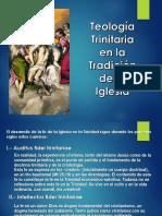 Historia Del Dogma Trinitario.