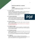 Competências Gerenciais - COMENTADA