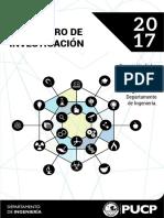 Abstracts III Encuentro de Investigación 2017