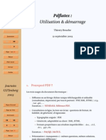 2003 - Introduction à Pdflatex