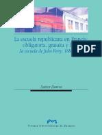 Xavier Darcos-La escuela republicana en Francia_ obligatoria, gratuita y laica (Volume 71 of Ciencias sociales) La escuela de Jules Ferry, 1880-1905.pdf