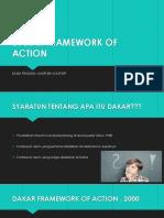 Dakar Framework of Action