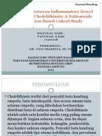 Hubungan IBD Dan Kolelithiasis