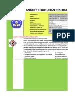 Contoh Aplikasi AKPD BK SMA-SMK Kls 10