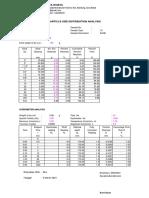 Hasil Hydrometer Dan Sieve Analysis