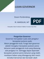 Governor Presentasi