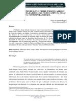 Contrinuições de Freire e Arroyo